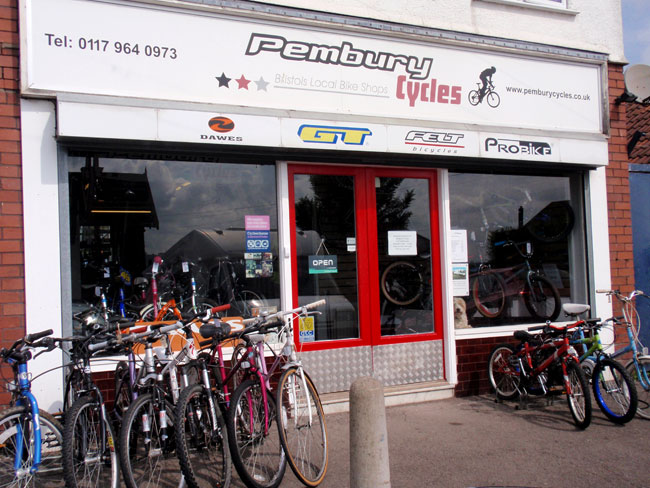 Welcome to Pembury Cycles